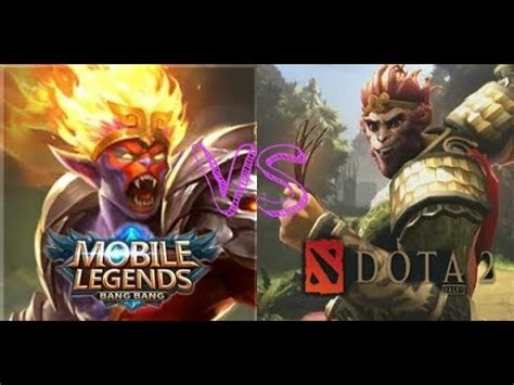 hero mobile legend  dota  mlbb  dota youtube