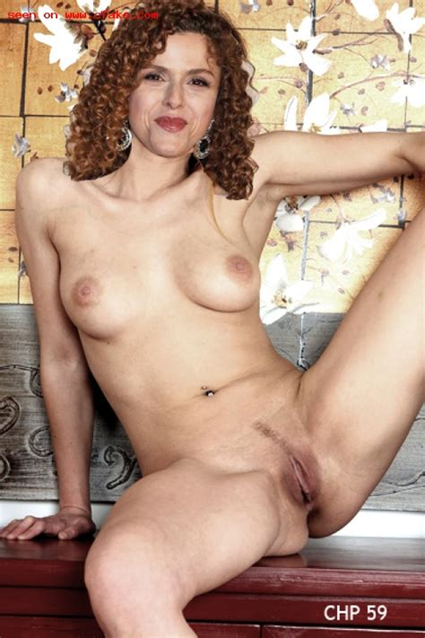 bernadette peters nude or naked or bare