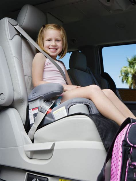 booster seat law begins   year