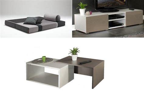 meuble et canapé com pack studio 1 enssemble canape table basse et meuble tele