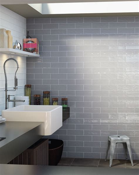 bulevar ripple grey wall tiles bathroom tiles direct