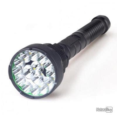 le torche projecteur ultra puissante 15 leds 18000 lumens antichoc waterpoof les 3020995
