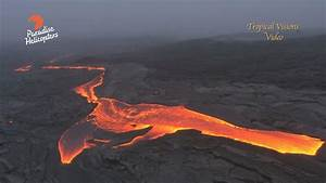 Track Weekly Lava Changes At A Volcano With This