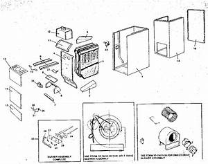 Rheem Model Rgga Furnace  Heater  Gas Genuine Parts