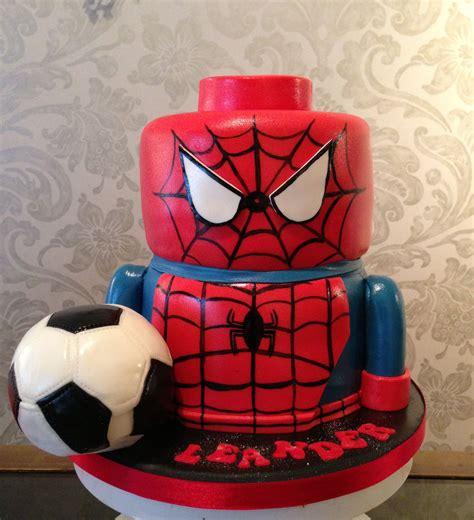 spiderman lego cake amazingness pinterest spiderman lego and cake