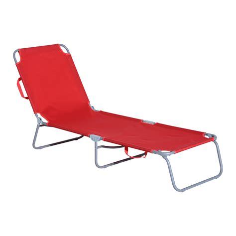 chaise longue pliable outsunny chaise longue pliante transat bain de soleil