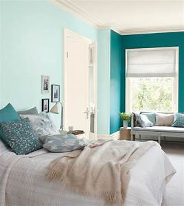 couleur bleu sarcelle ou quotteal bluequot tendance 2014 With couleur peinture tendance salon 4 comment decorer un salon au look scandinave coaching deco