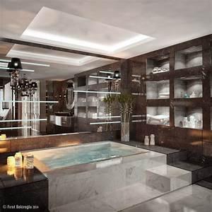 indoor-jacuzzi Interior Design Ideas