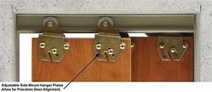 1166 sliding bypass door hardware johnsonhardwarecom With bi pass door hardware