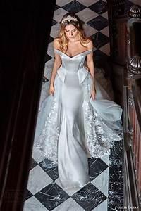 galia lahav spring 2017 couture wedding dresses le With off the shoulder wedding dresses 2017