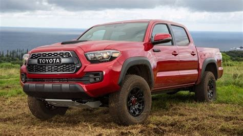 toyota pick up toyota truck 2018 exterior
