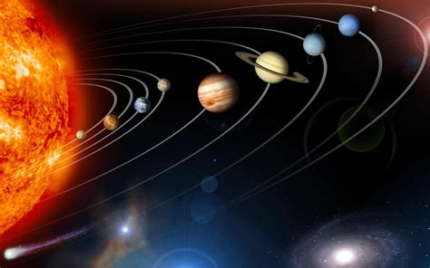 9 Planets Wallpaper (66+ Images