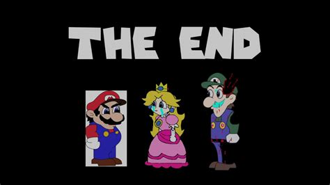 i you creepypasta mario in a nutshell