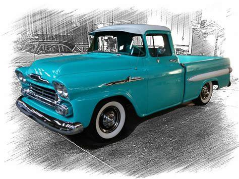 1958 Chevrolet Apache Pickup 154247