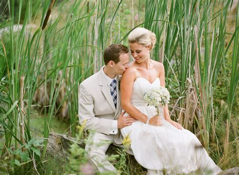 priest lake waterfront summer wedding  sweetest occasion