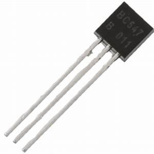 BC547 - NPN - Transistor  Transistor