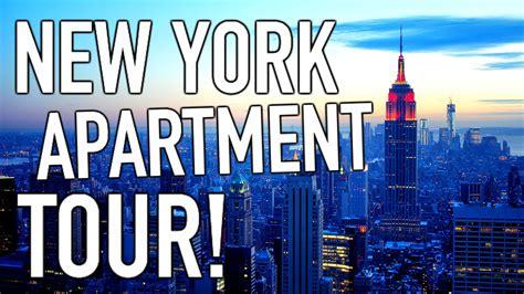 New York Apartment Tour!  Youtube