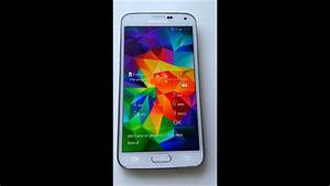 Samsung Galaxy S5 Entsperren - Unlock