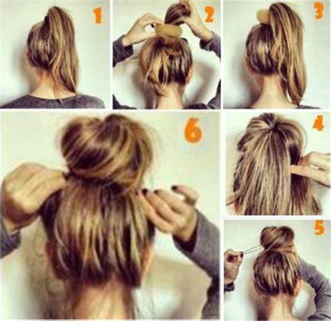 add hair volume  thin hair making ideal messy
