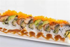 Special Roll  U00ab Sushi Heaven