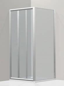 Eckduschkabine Schiebetür 3teilig Mit Seitenwand