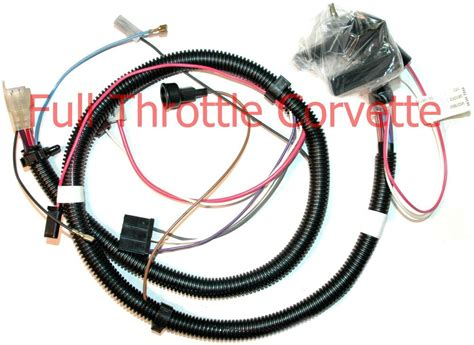 1979 Corvette Wiring Harnes by 1979 Corvette Engine Wiring Harness New Ebay