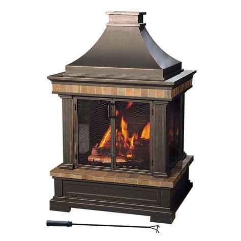 lowes outdoor fireplace outdoor fireplace lowes