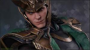 Tom Hiddleston as Loki - Tom Hiddleston Wallpaper ...