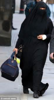 Muslim Woman 22 Who Refused To Remove Niqab In Court