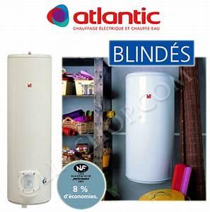 Chauffe Eau 100l Atlantic : ballon d eau atlantic ~ Dailycaller-alerts.com Idées de Décoration