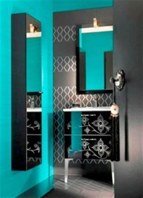 gray and teal bathroom black and turquoise bathroom idea turquoise