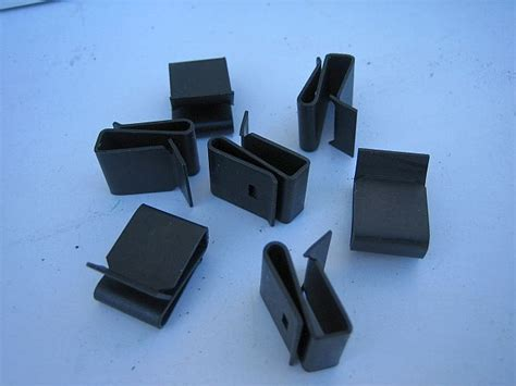 chevrolet gm chevy radiator fan shroud clips retainers
