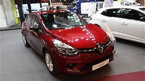 Renault Clio Limited Tce 90 : 2018 renault clio limited energy tce 90 exterior and interior salon madrid auto 2018 youtube ~ Medecine-chirurgie-esthetiques.com Avis de Voitures