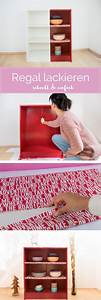 Furnierte Möbel Streichen : wei es ikea regal lackieren mit umweltfreundlichen ~ A.2002-acura-tl-radio.info Haus und Dekorationen
