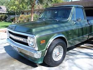 71 Chevy C20 Camper Special