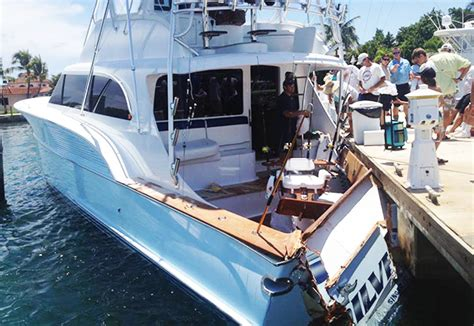 Boating Accident West Palm Beach by Boat Crash Due To Mechanical Failure