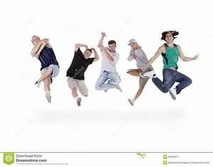 Image Gallery teens jumping