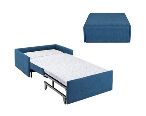 Fold Out Ottoman Bed by Zara Ottoman Bed Compact Living Compact Sofa Bed