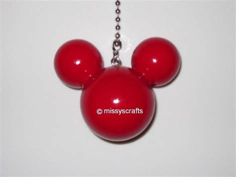 Mickey Mouse Ceiling Fan Pulls by Mickey Mouse Light Ceiling Fan Pull Chain By