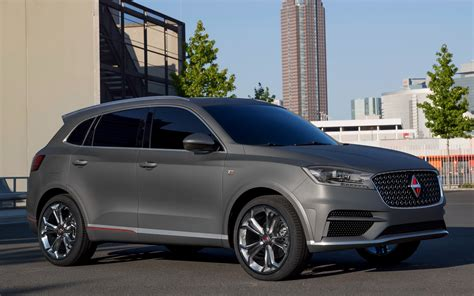Borgward Bx7 Ts Concept 2018 Wallpapers And Hd Images
