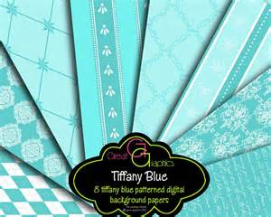 Tiffany Blue Backgrounds, Printable Tiffany Blue Digital ...