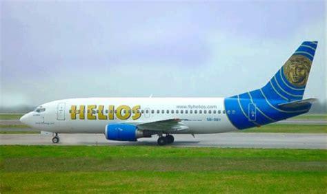 Helios Airways Flight 522 Aicraftcrashes