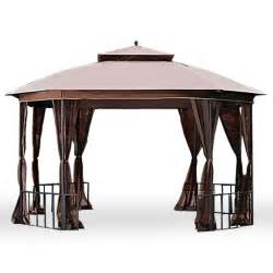 Sams Club Patio Furniture Set by Replacement Canopy For Catalina Gazebo Riplock 350