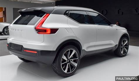 Gallery Volvo 401 Concept Previews All New Xc40 Image 497369
