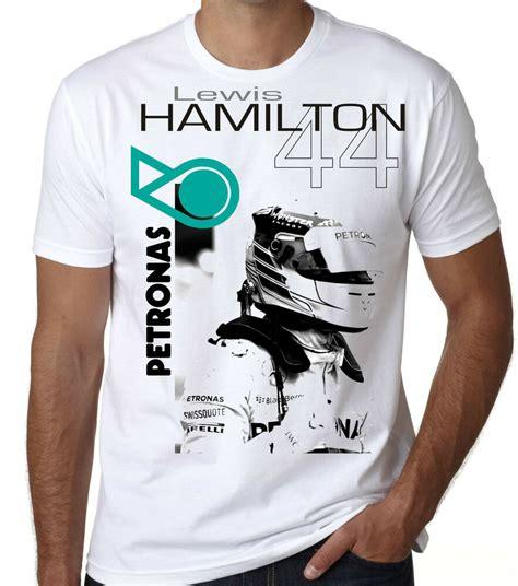 lewis t shirt lewis hamilton t shirt formula 1 retro racing top s xxxl