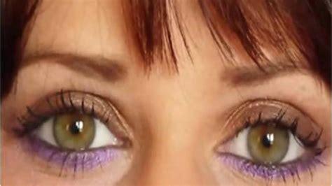 comment maquiller des yeux verts comment maquiller les yeux verts maquillage beaut 233 bien 234 tre