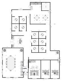 modern office design floor plans floordecoratecom office