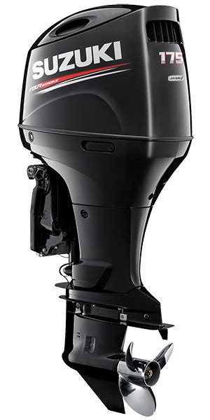 Suzuki Performance 4 Motor by Df175a High Performance 175hp Outboard Suzuki Marine