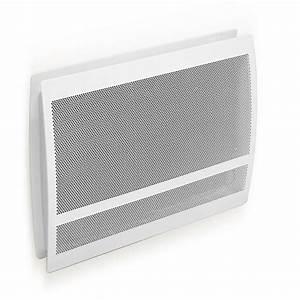 Chauffage Panneau Rayonnant : panneau rayonnant 2000 w blanc achat vente radiateur ~ Edinachiropracticcenter.com Idées de Décoration
