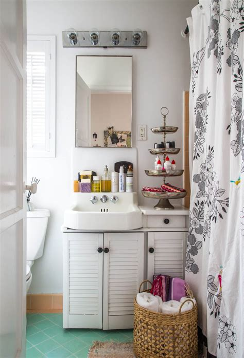 How To Make Storage In A Small Bathroom by 7 Clever Ways To Add Storage To A Small Bathroom